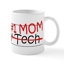 Job Mom X-Ray Tech Small Mug