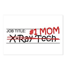 Job Mom X-Ray Tech Postcards (Package of 8)