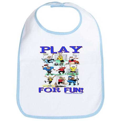 Play For FUN! Bib