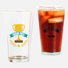 GRAND PRIX Drinking Glass