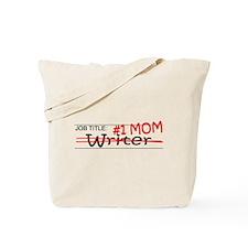 Job Mom Writer Tote Bag
