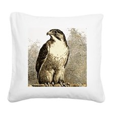 A bird 59 Square Canvas Pillow