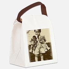 Baby Dolls Canvas Lunch Bag