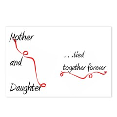 Tied Together Forever Postcards (Package of 8)