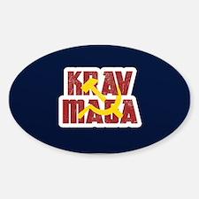 Krav Maga Russia Soviet Union Decal