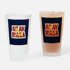Krav Maga Russia Soviet Union Drinking Glass