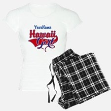 Hawaii Girl Pajamas
