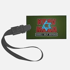 Israeli Krav Maga Magen David Luggage Tag