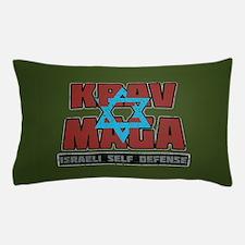Israeli Krav Maga Magen David Pillow Case