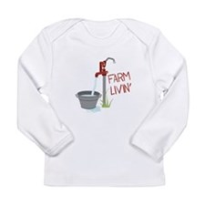 FARM LIVIN Long Sleeve T-Shirt