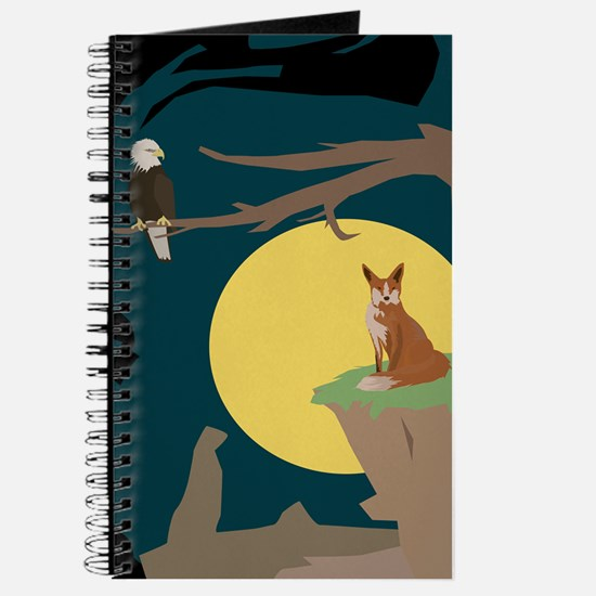 Silence Night by the Fox and the Eagle Journal