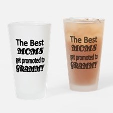The Best Moms get promoted to GRAMMY Drinking Glas