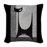 Mid century Woven Pillows