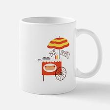 Hot Diggity Mugs