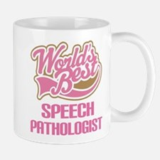 Speech Pathologist (Worlds Best) Mug