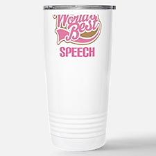 Speech Pathologist (Wor Travel Mug