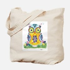 Easter Owl 1 Tote Bag