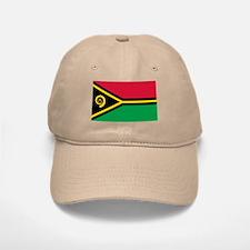 Vanuatu flag Baseball Baseball Cap