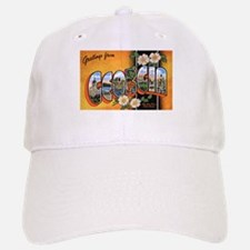 Georgia Greetings Baseball Baseball Cap