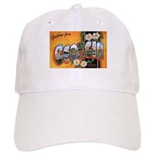 Georgia Greetings Baseball Cap