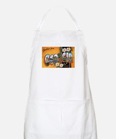 Georgia Greetings BBQ Apron
