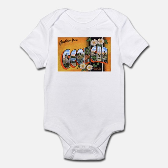 Georgia Greetings Infant Bodysuit