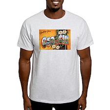 Georgia Greetings (Front) T-Shirt