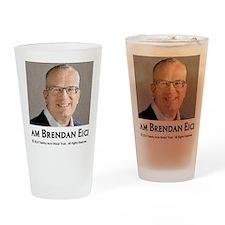 I Am Brendan Eich Drinking Glass