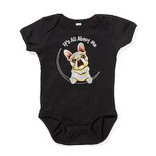 Fawn Frenchie IAAM Baby Bodysuit