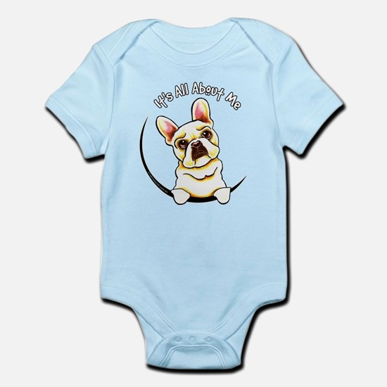 Fawn Frenchie IAAM Infant Bodysuit