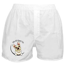 Fawn Frenchie IAAM Boxer Shorts