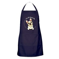 Fawn Frenchie IAAM Apron (dark)