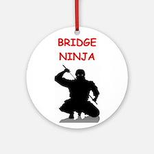 BRIDGE Ornament (Round)