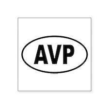 AVP Sticker