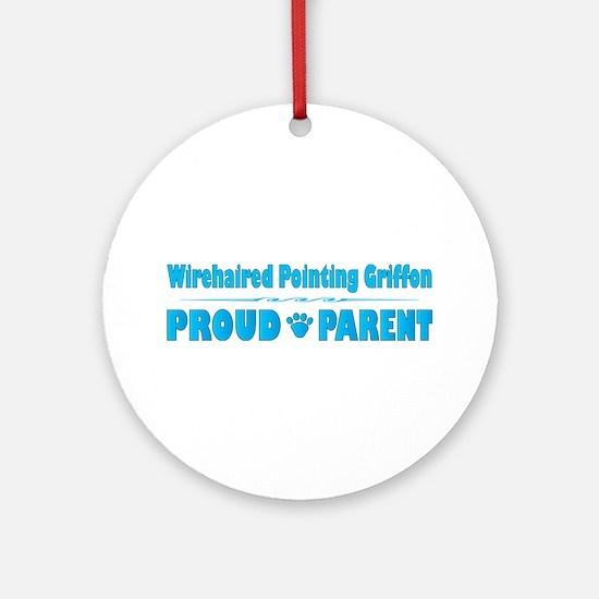 Griffon Parent Ornament (Round)