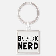 Book Nerd Keychains