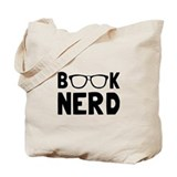 Book nerd Totes & Shopping Bags