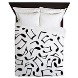 Music note Duvet Covers