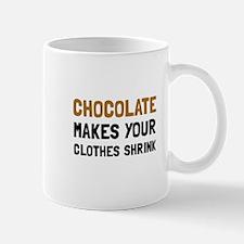 Chocolate Shrink Mugs