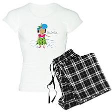Girl with Hat_Isabella Pajamas