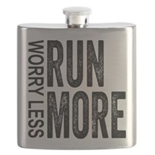 Worry Less, Run More Flask