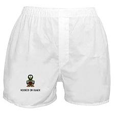 Hooked On Quack Boxer Shorts
