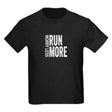 Worry Less, Run More T-Shirt
