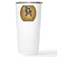 SKELETON PIRATE Travel Mug