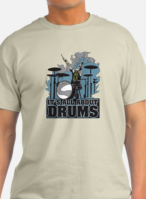 Its All About Drums T-Shirt