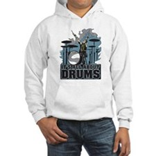 Its All About Drums Hoodie
