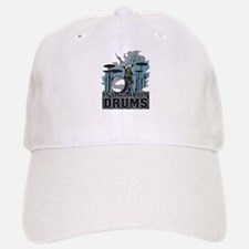 Its All About Drums Baseball Baseball Cap