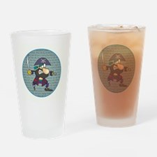 IT'S A PIRATES LIFE FOR ME Drinking Glass