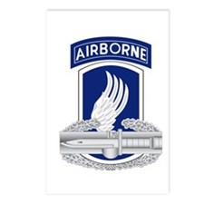 173rd Airborne CAB Postcards (Package of 8)