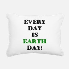 Every Day Rectangular Canvas Pillow